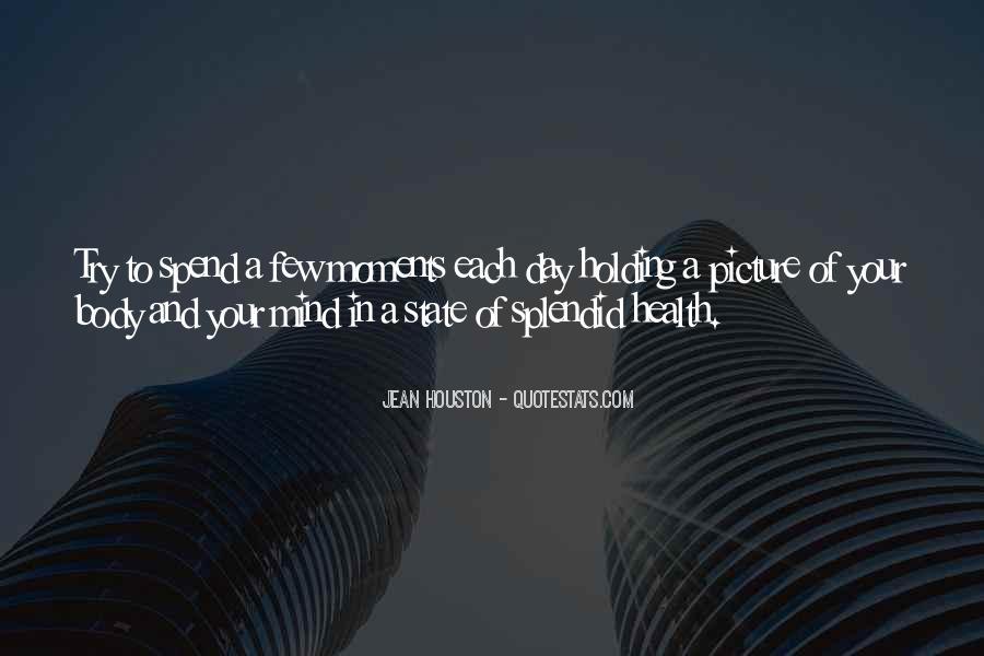 Jean Houston Quotes #1138791