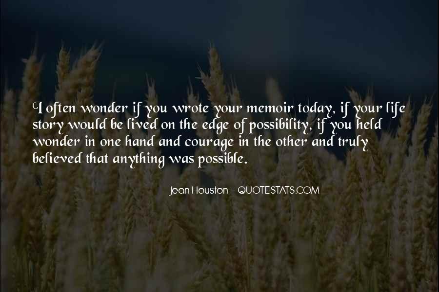 Jean Houston Quotes #1175425
