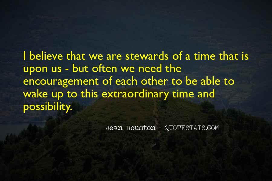 Jean Houston Quotes #1231422