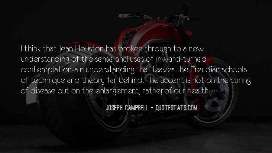 Jean Houston Quotes #1318677