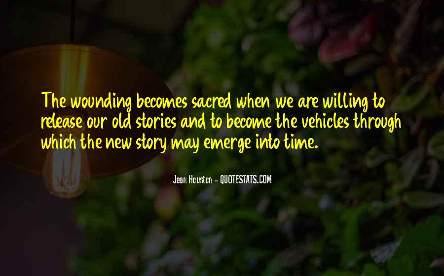 Jean Houston Quotes #1337718