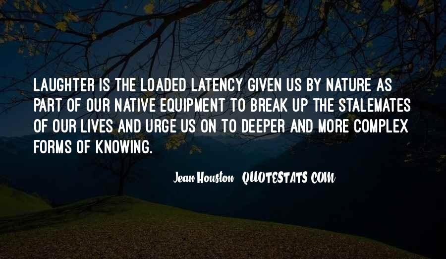 Jean Houston Quotes #1689505