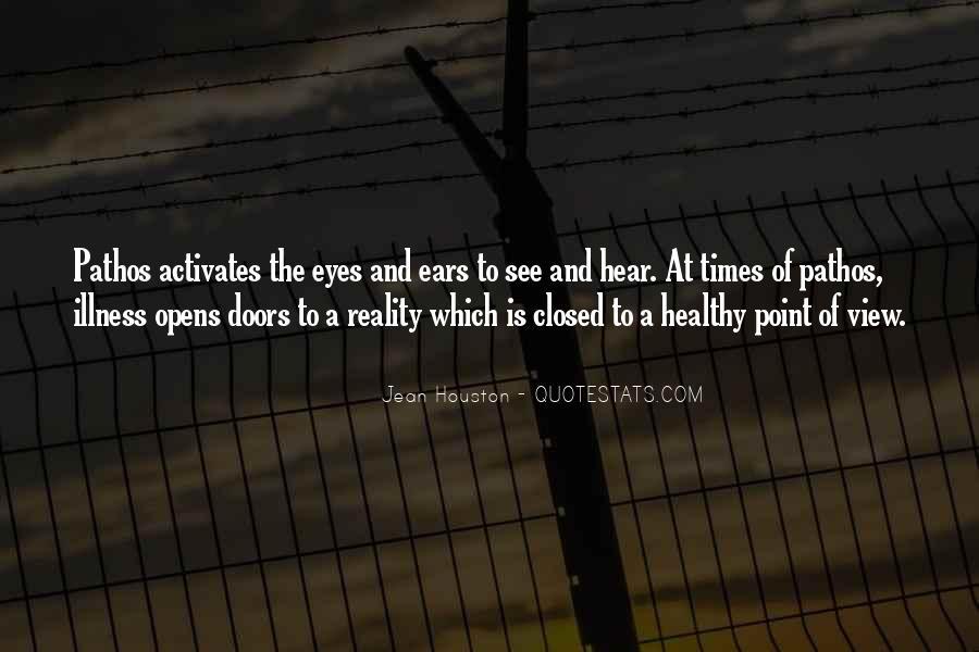 Jean Houston Quotes #1836431