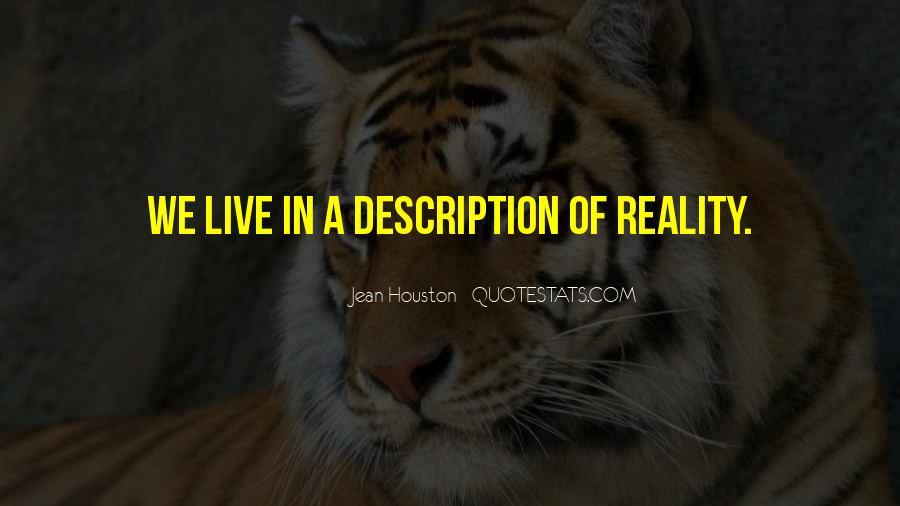 Jean Houston Quotes #1863616