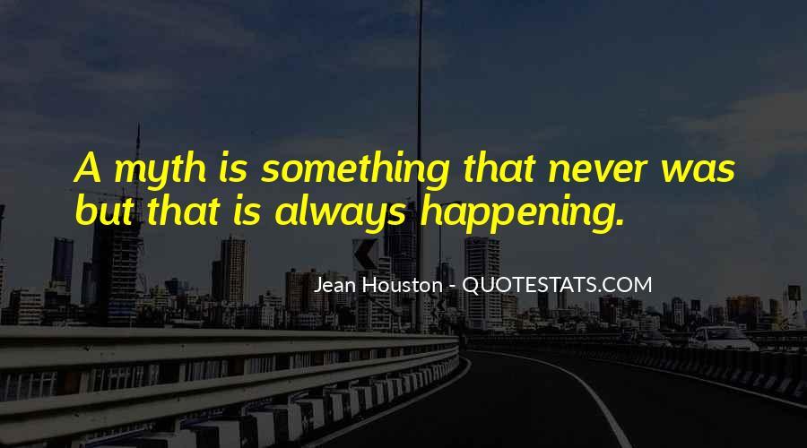 Jean Houston Quotes #272622