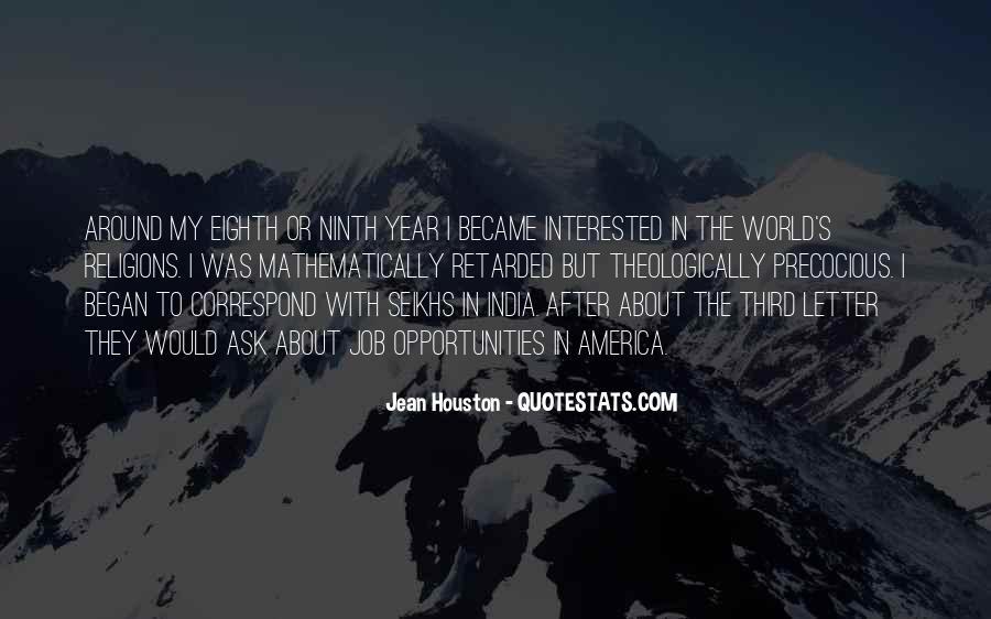 Jean Houston Quotes #347981
