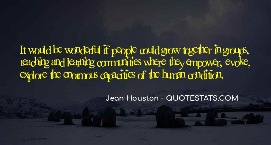 Jean Houston Quotes #374536