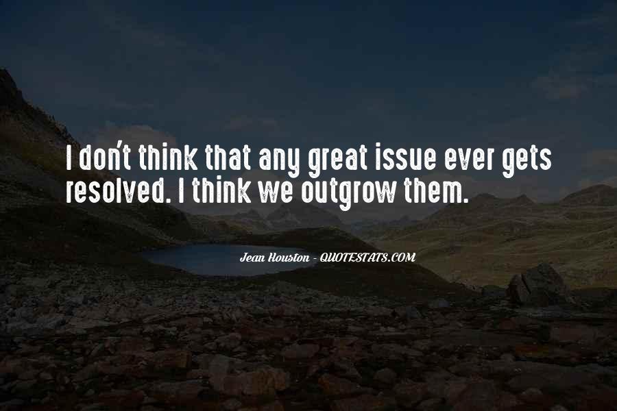 Jean Houston Quotes #423947
