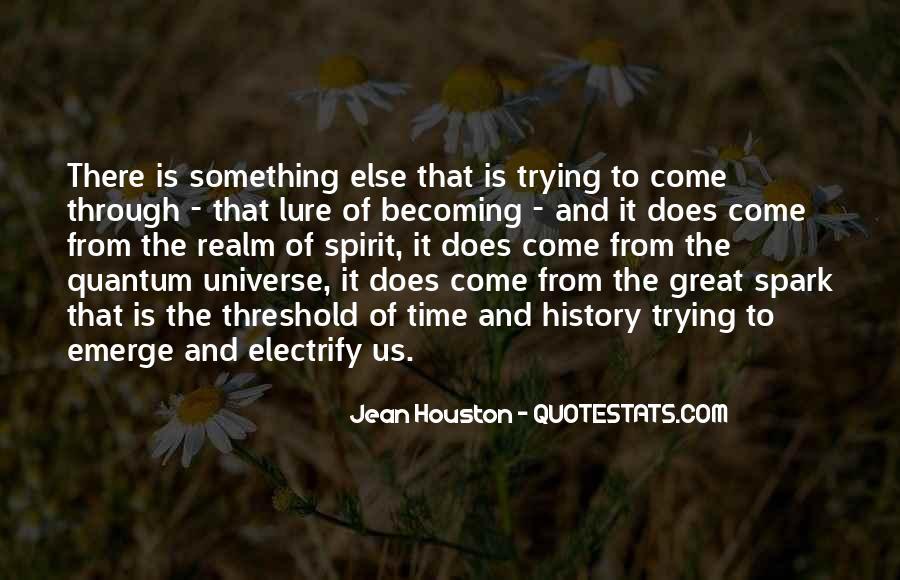 Jean Houston Quotes #693563