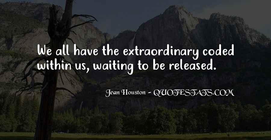 Jean Houston Quotes #714109