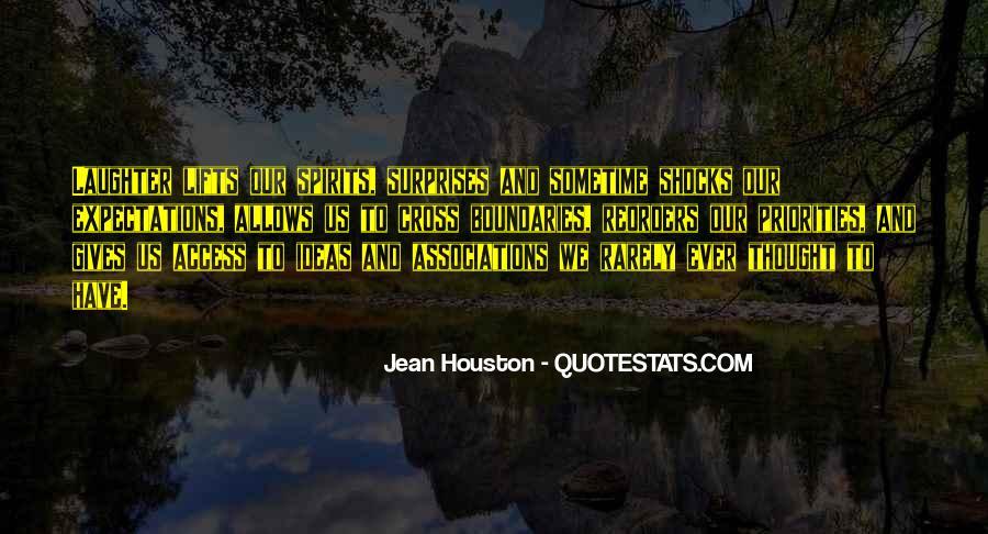 Jean Houston Quotes #968512