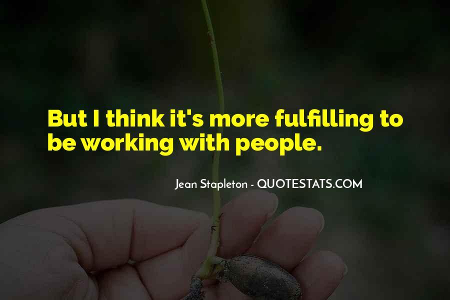 Jean Stapleton Quotes #1299846