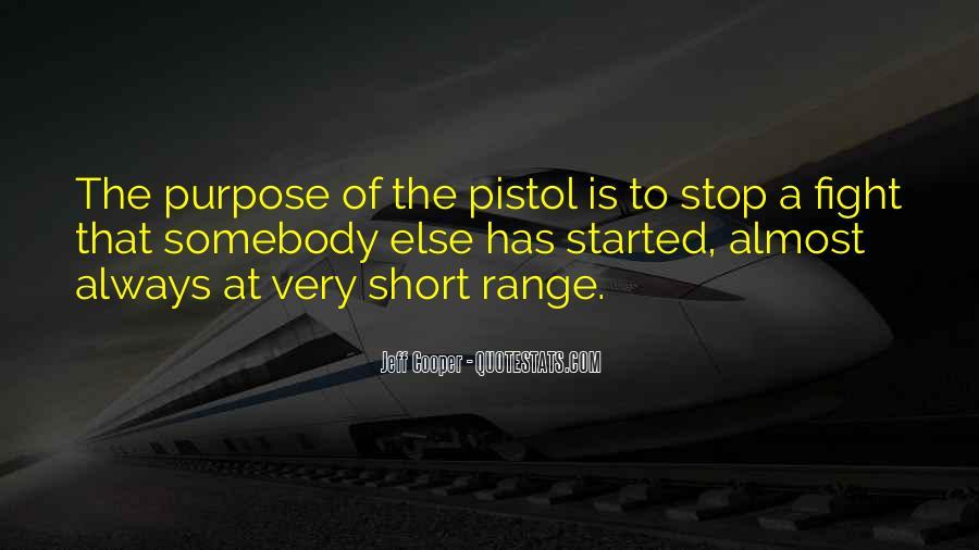 Jeff Cooper Quotes #1124462