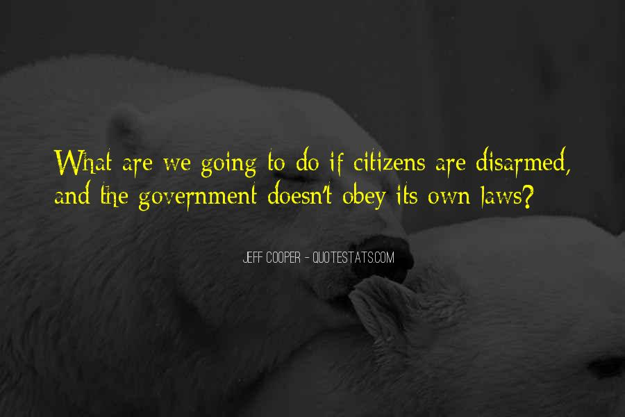 Jeff Cooper Quotes #185042