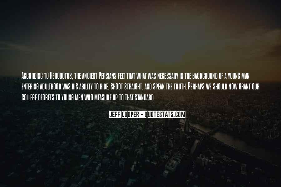 Jeff Cooper Quotes #18997