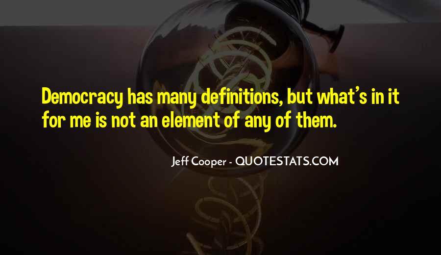 Jeff Cooper Quotes #428684
