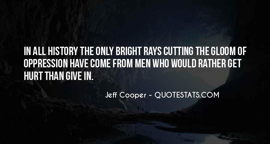 Jeff Cooper Quotes #631791