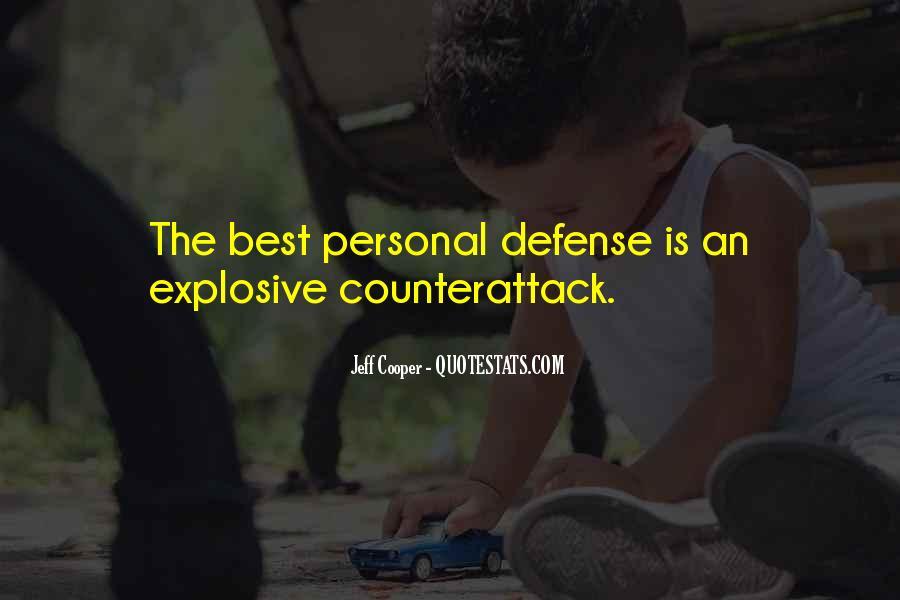 Jeff Cooper Quotes #953880