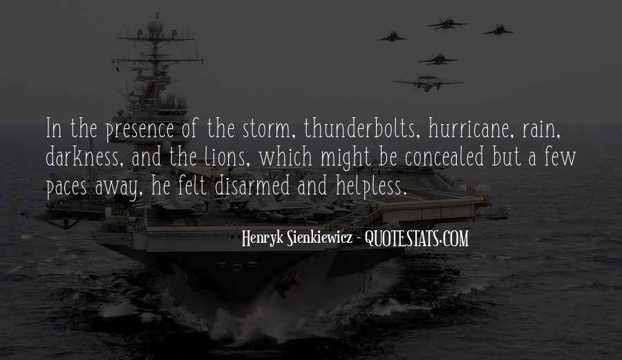 Quotes About Terror And Fear #1107451