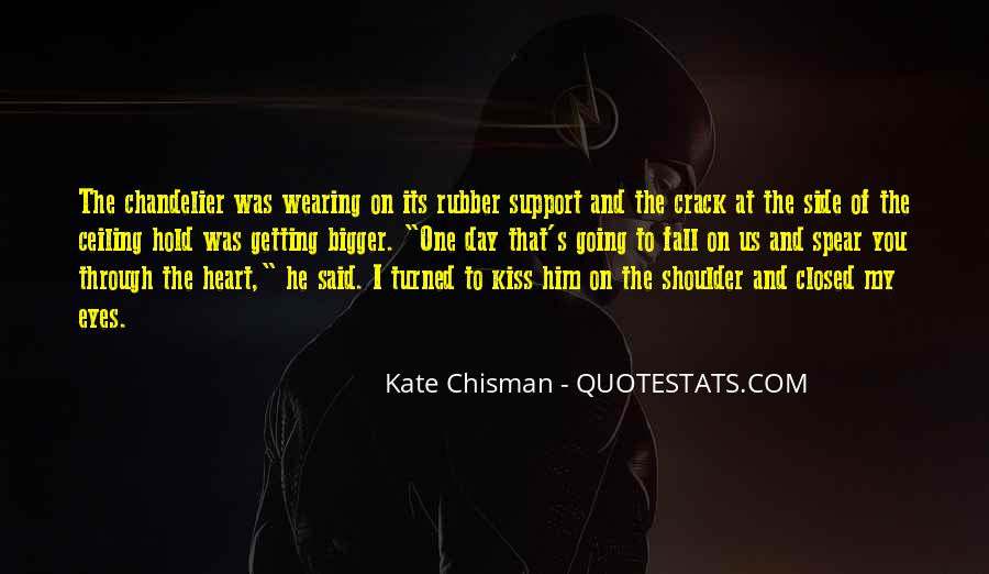 Quotes About Terror And Fear #992162