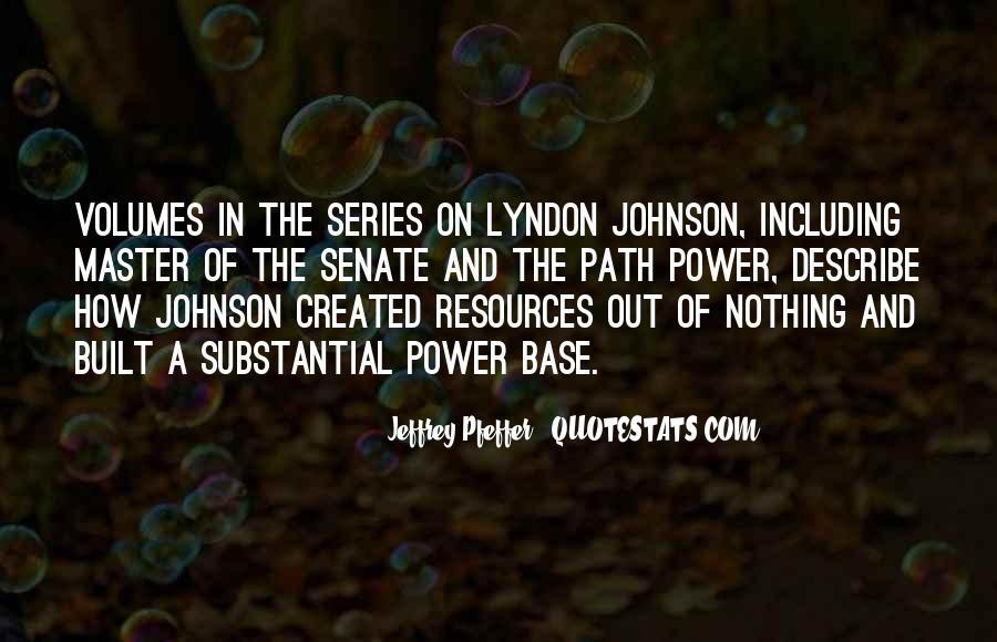 Jeffrey Pfeffer Quotes #1259802