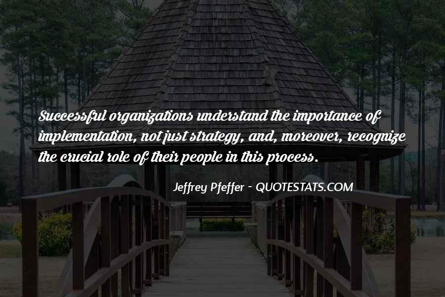 Jeffrey Pfeffer Quotes #1680218