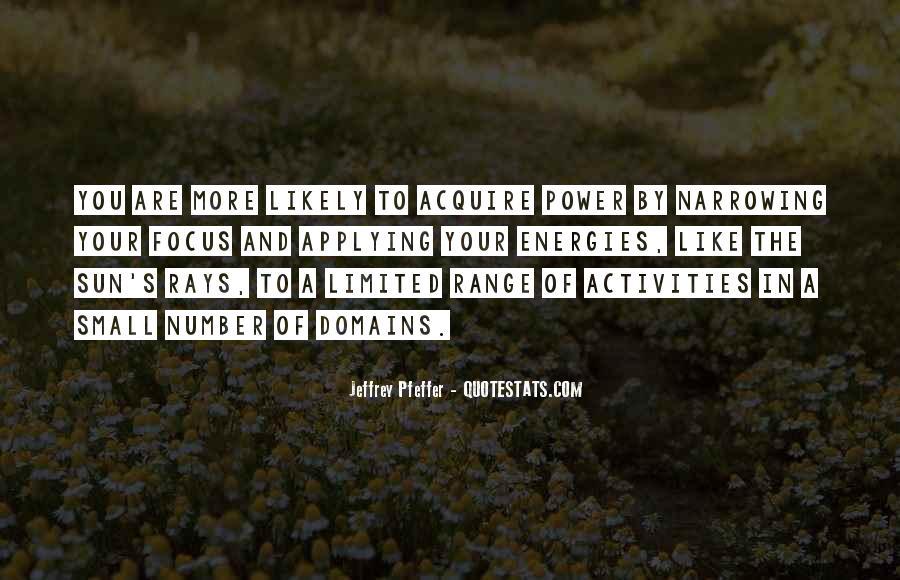 Jeffrey Pfeffer Quotes #383742