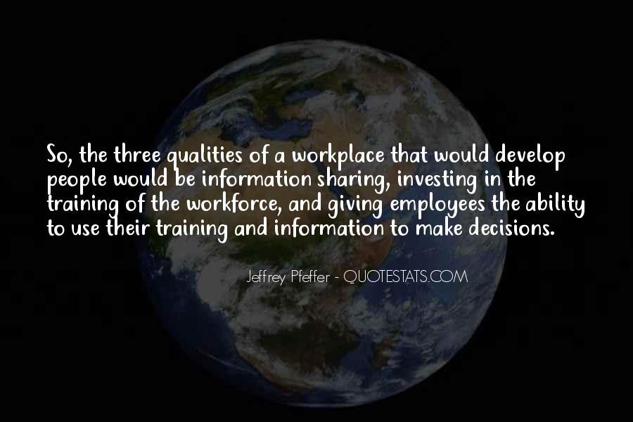 Jeffrey Pfeffer Quotes #407976