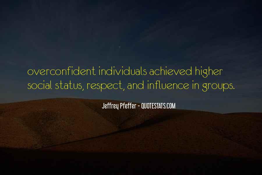 Jeffrey Pfeffer Quotes #583597