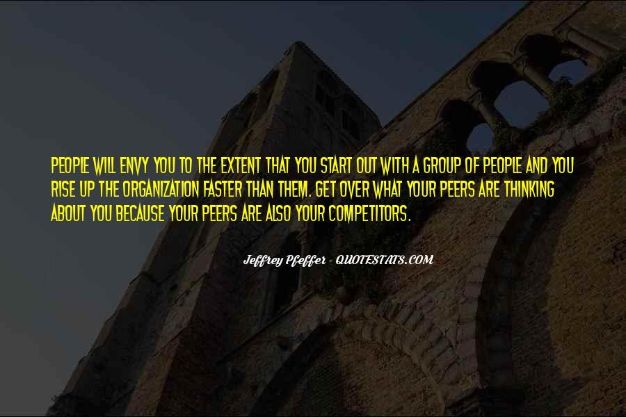 Jeffrey Pfeffer Quotes #584657