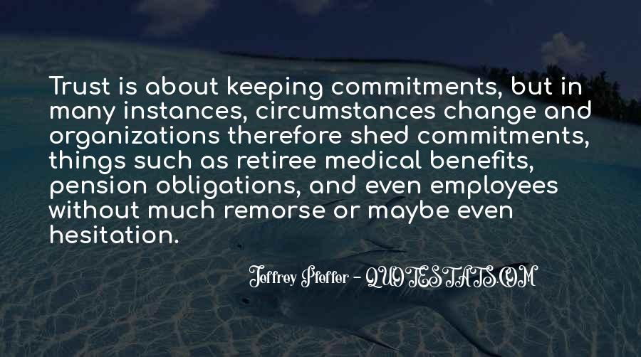 Jeffrey Pfeffer Quotes #830540