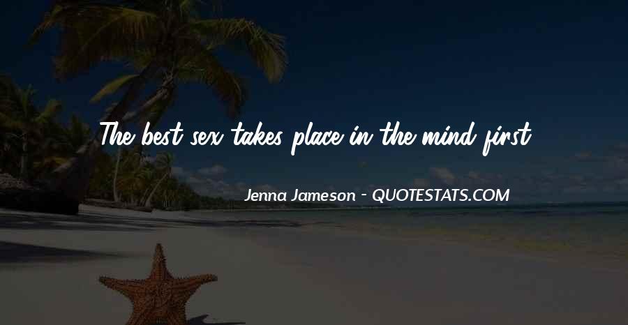 Jenna Jameson Quotes #1026183