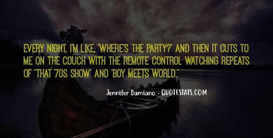 Jennifer Damiano Quotes #1191971