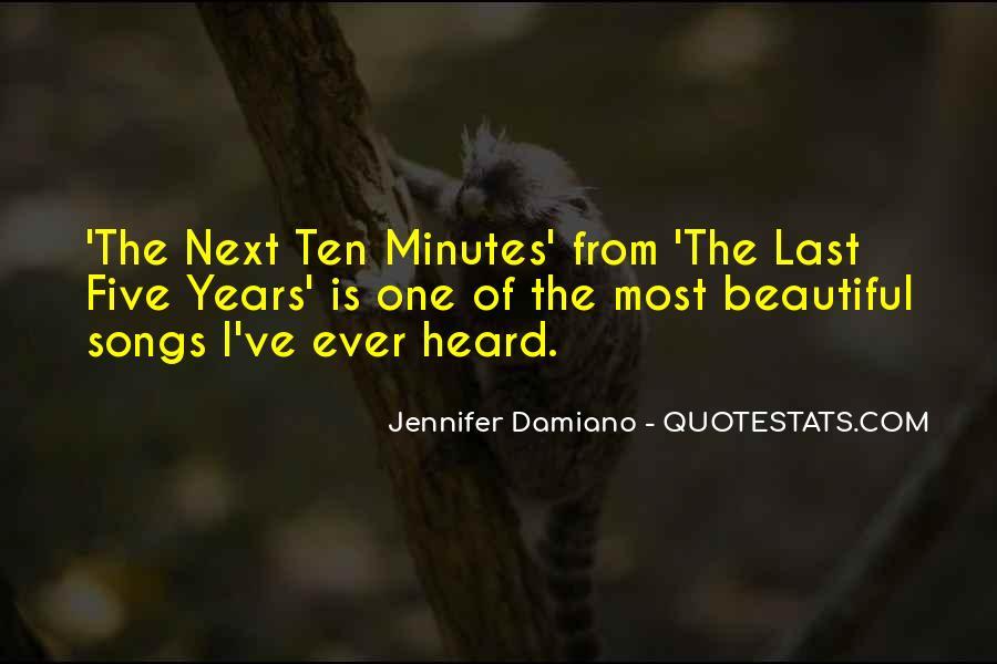 Jennifer Damiano Quotes #1248197