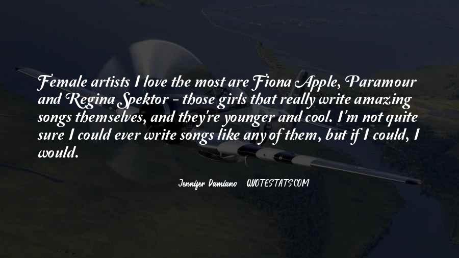 Jennifer Damiano Quotes #1667512
