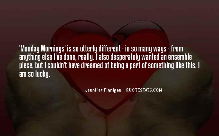Jennifer Finnigan Quotes #1228159