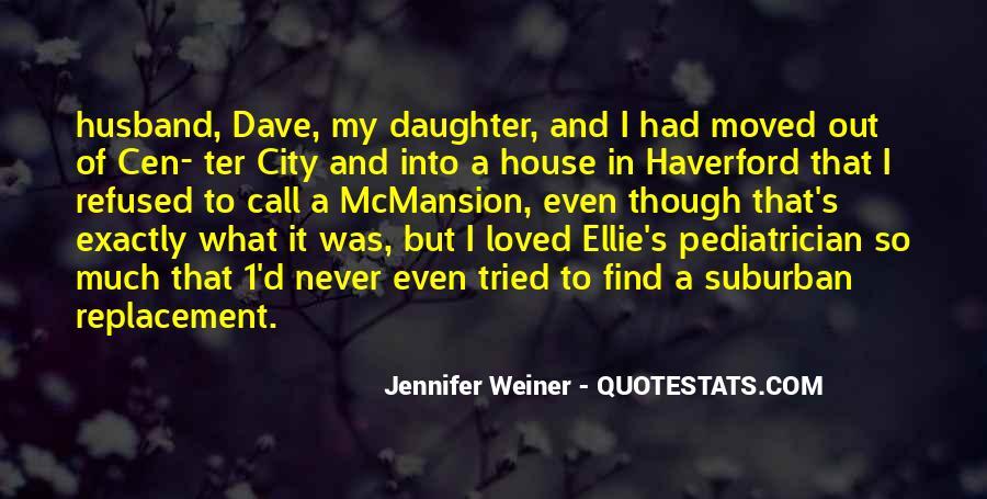 Jennifer Weiner Quotes #1101770