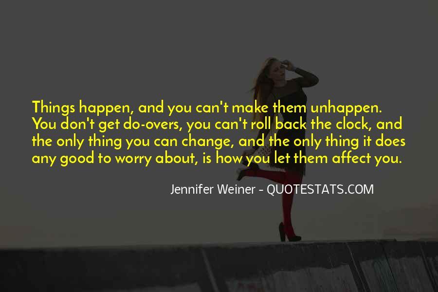 Jennifer Weiner Quotes #1154454