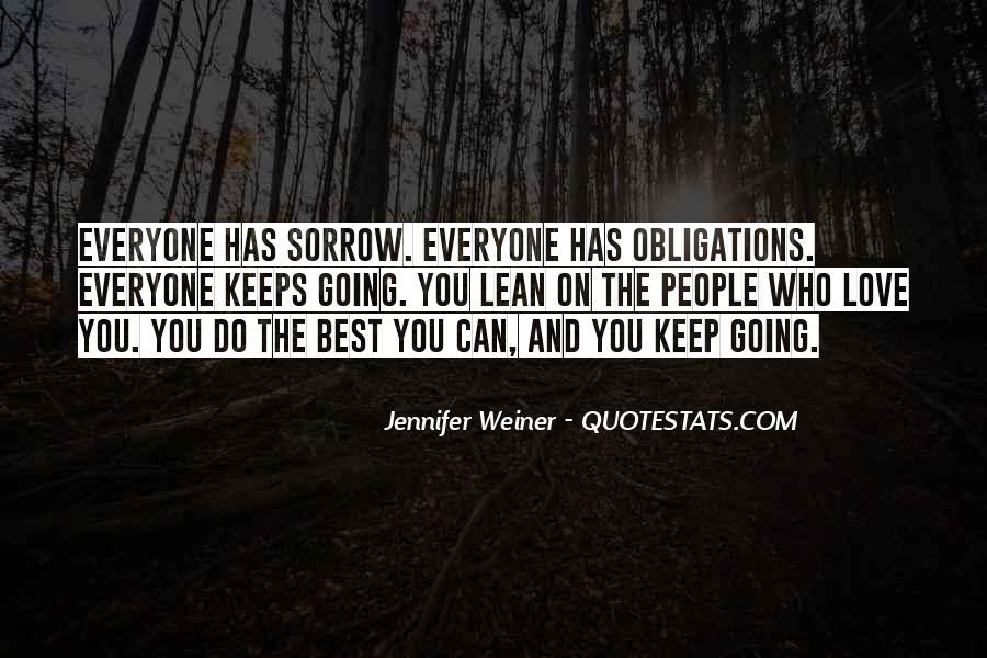 Jennifer Weiner Quotes #115685