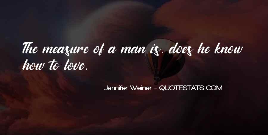 Jennifer Weiner Quotes #121539