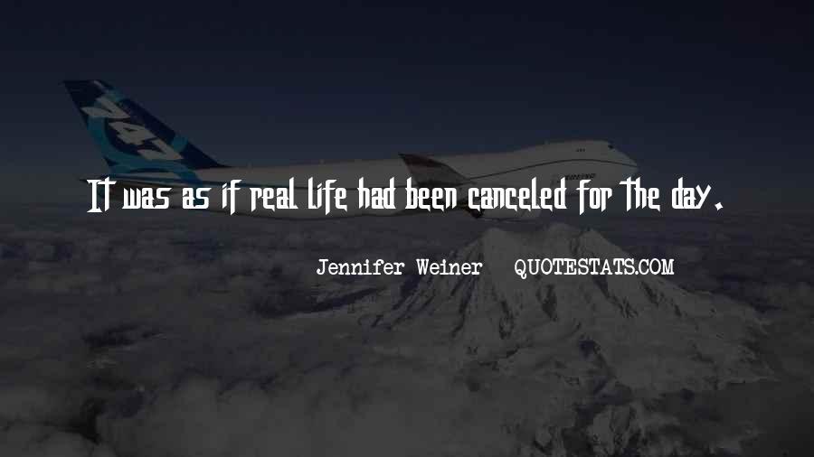 Jennifer Weiner Quotes #1239095