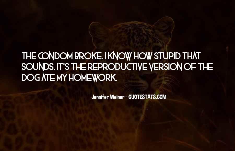 Jennifer Weiner Quotes #1262359