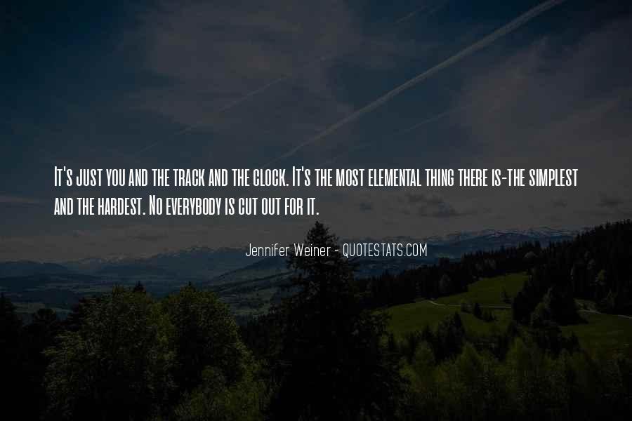 Jennifer Weiner Quotes #150433
