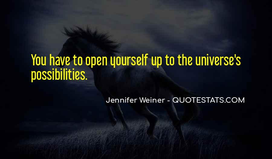 Jennifer Weiner Quotes #175770