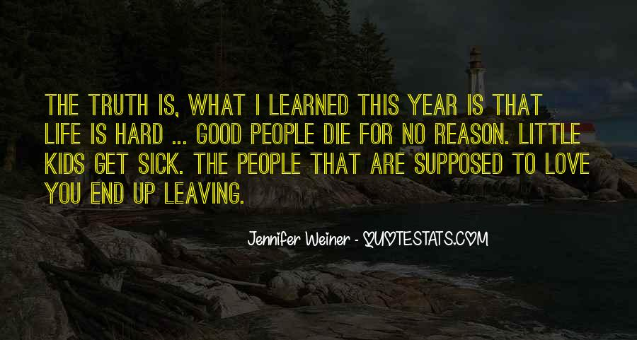 Jennifer Weiner Quotes #223162