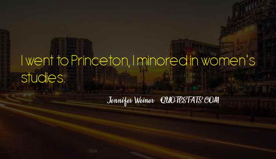 Jennifer Weiner Quotes #274890