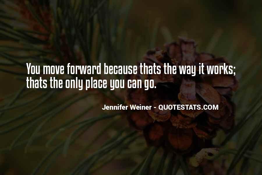 Jennifer Weiner Quotes #274979