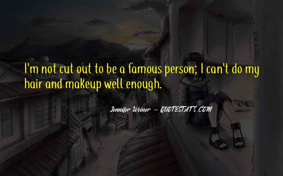 Jennifer Weiner Quotes #288804