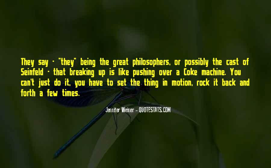 Jennifer Weiner Quotes #356992
