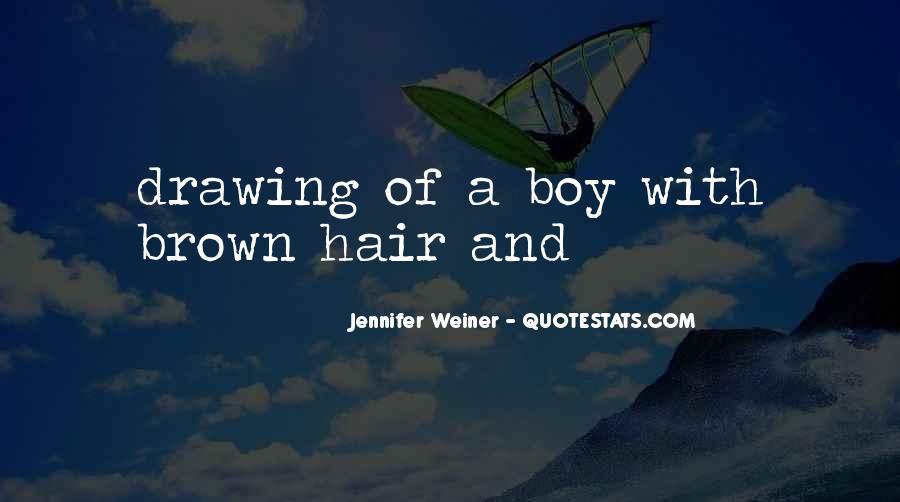 Jennifer Weiner Quotes #42849